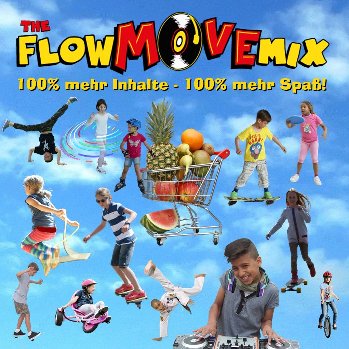 Flow Move Mix